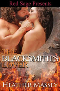 The Blacksmith's Lover by Heather Massey