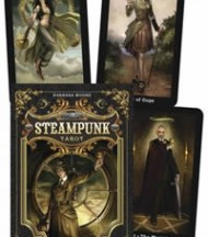 The Steampunk Tarot Cards