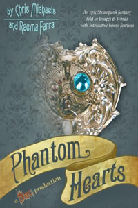 Phantom Hearts by Chris Michaels and Reema Farra