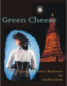 Green Cheese Cover