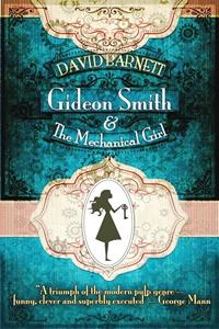 Gideon Smith & The mEchanical Girl UK