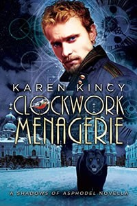 Clockwork Menagerie by Karen Kincy