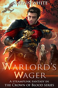 Warlord's Wager by Gwynn White