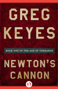 Newton's Cannon by Greg Keyes