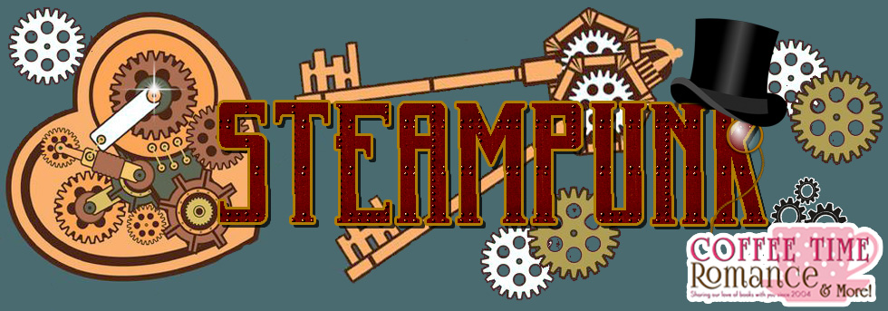 Steampunk at Coffee Time Romance & More