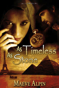As Timeless as Stone by Maeve Alpin