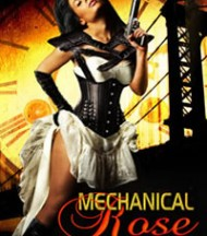 Mechanical Rose by Nathalie Gray