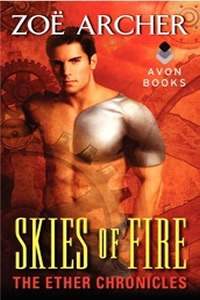 Skies of Fire by Zoe Archer
