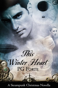 This Winter Heart: A Steampunk Christmas by PG Forte
