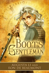Boots for the Gentleman by August Li and Eon De Beaumont
