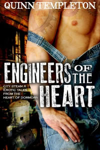 Engineers of the Heart by Quinn Templeton