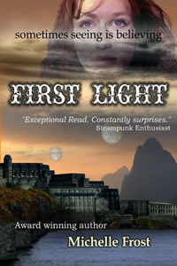 First Light by Michelle Frost