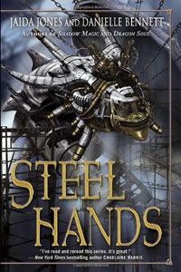 Steel Hands by Jaida Jones and Danielle Bennett