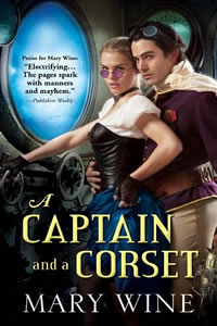 A Captain and a Corset by Mary Wine