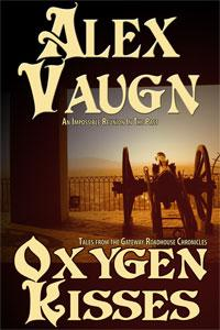 Oxygen Kisses by Alex Vaughn