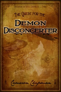 The Quest for the Demon Disconcerter by Cameron Chapman