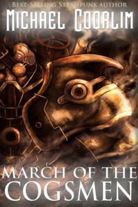 March of the Cogsmen by Michael Coorlim