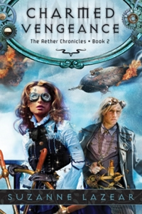 Charmed vengeance by Suzanne Lazear