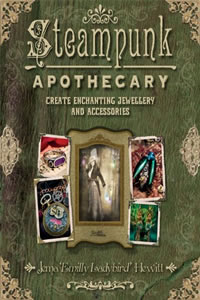 "Steampunk Apothecary by Jema ""Emily Ladybird"" Hewitt"