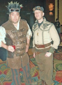 Abney Park at the Steampunk Ball