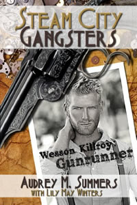 Steam City Gangsters by Aubrey M. Summers