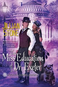 The Miss Education of Dr. Exeter by Jillian Stone
