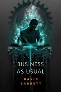 Business As Usual by David Barnett