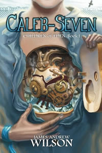 Caleb-Seven by James Andrew Wilson