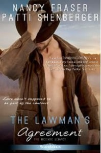 The Lawman's Agreement by Nancy Fraser & Patti Shenberger
