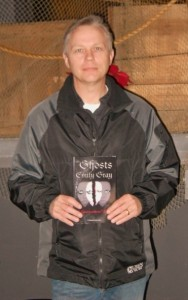 C. Keith Carpenter , author of The Ghosts of Emily Gray, meet & greet at the Haunted Mayfield Manor