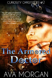 The Armored Doctor by Ava Morgan
