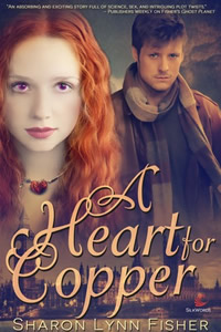 A Heart for Copper by Sharon Lynn Fisher