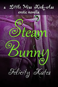 Steam Bunny by Flicity Kates