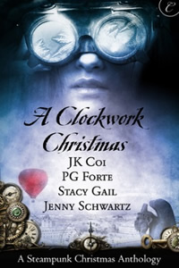 A Clockwork Christmas Anthology