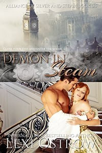Demon in Steam by Lexi Ostrow