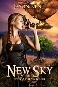 New Sky by Jason Kent