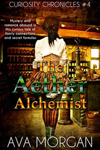 The Aether Alchemist by Ava Morgan