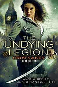 The Undying Legion by Clay & Susan Griffith