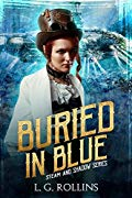 Buried in Blue by L. G. Rollins