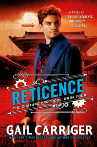 Reticence by Gail Carriger